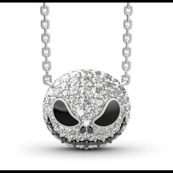 "Jewelry - JACK SKELLINGTON Necklace 18"""
